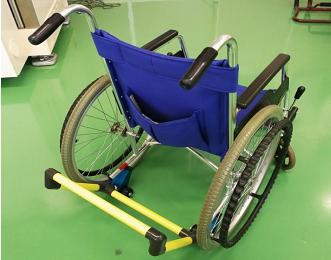 車いすのお掃除革命 ジャッキャーⅢ